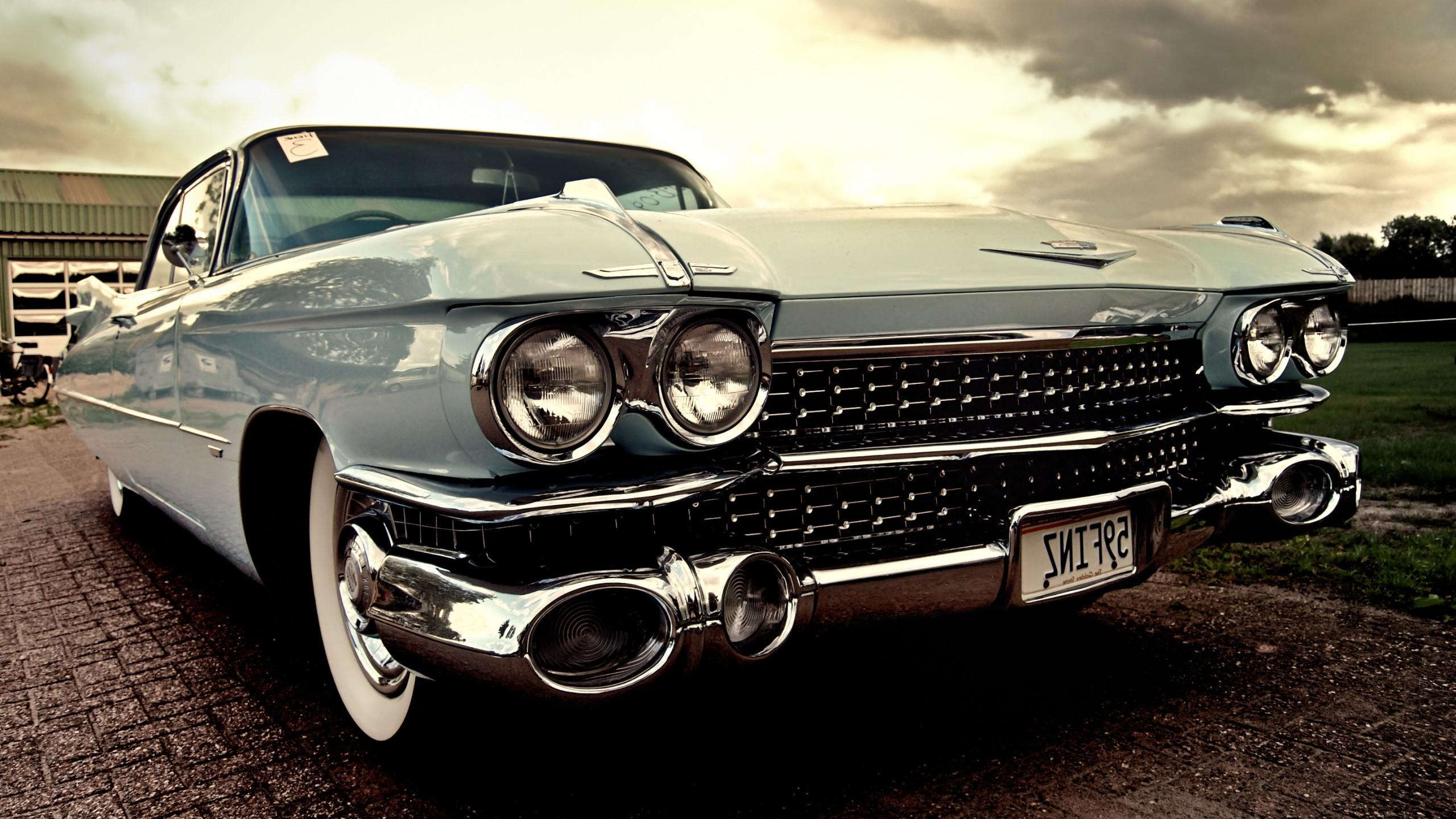 American Muscle Car Mobile Wallpaper Hd Cadillac Vintage Car Wallpapers Hd Desktop And Mobile
