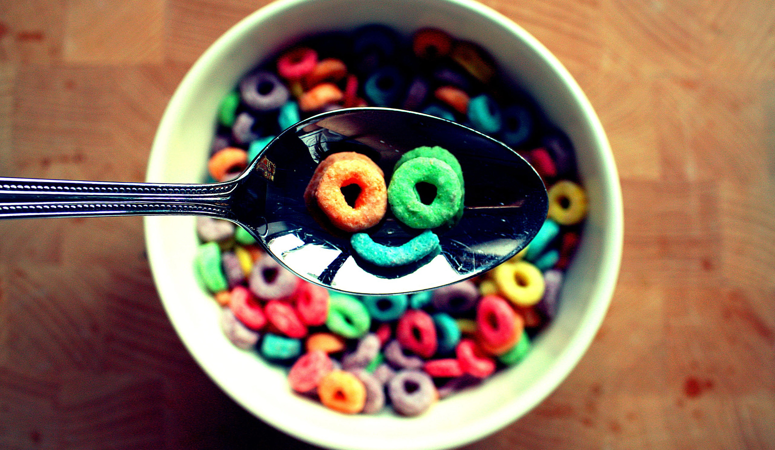 3d Wallpaper Colourful Colourful Cereal Smiles Wallpapers Hd Desktop And Mobile