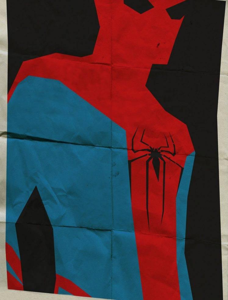 Minimalistic Spiderman Wallpapers Hd Desktop And Mobile