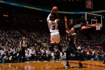NBA, Miami Heat, San Antonio Spurs, Basketball, Dwyane Wade Wallpapers HD / Desktop and Mobile ...