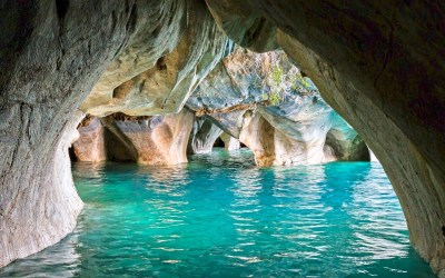 nature, Landscape, Chile, Cave, Lake, Erosion, Turquoise, Water, Cathedral Wallpapers HD ...