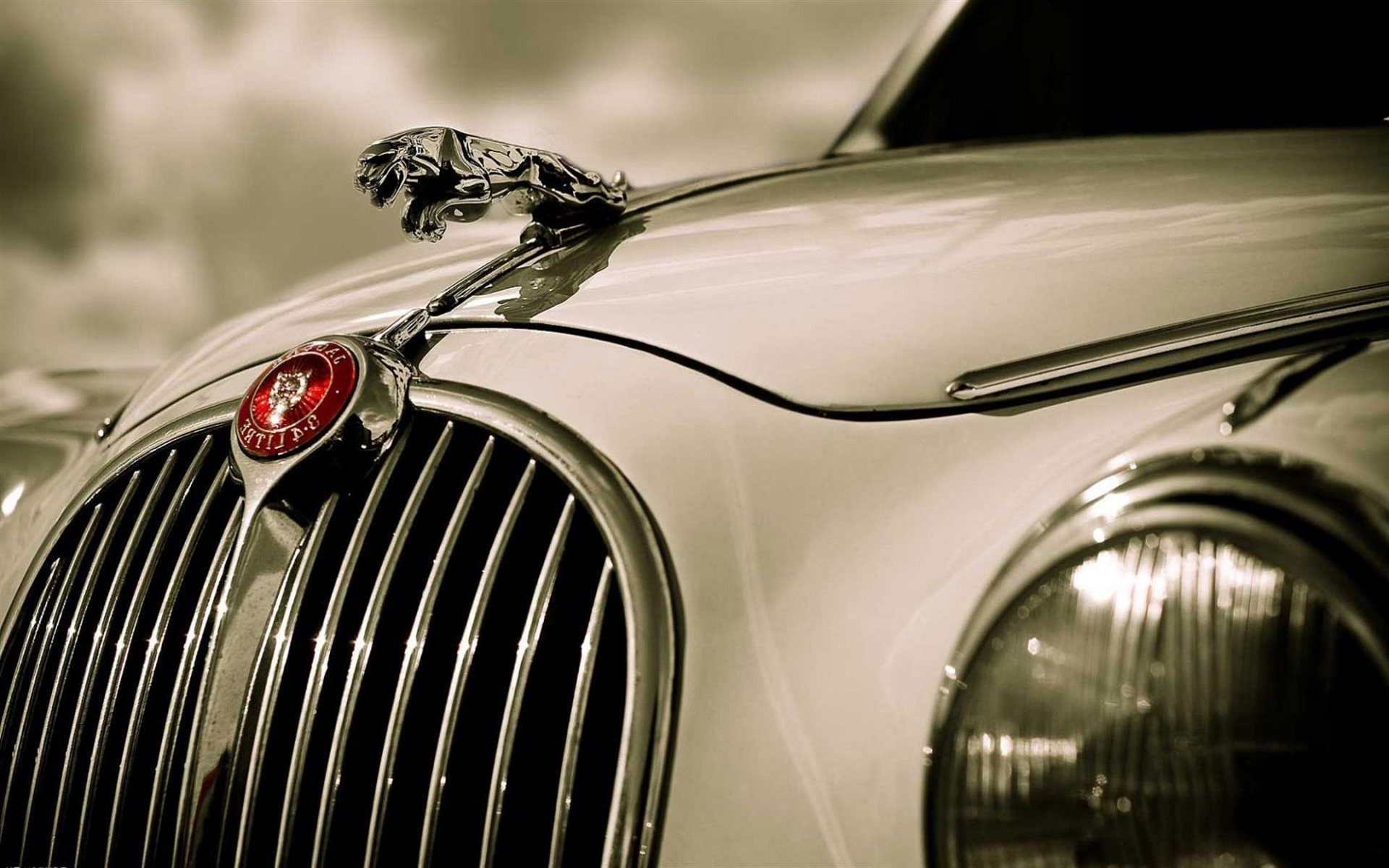 Retro Badewanne Jaguar, Vintage Wallpapers Hd / Desktop And Mobile Backgrounds