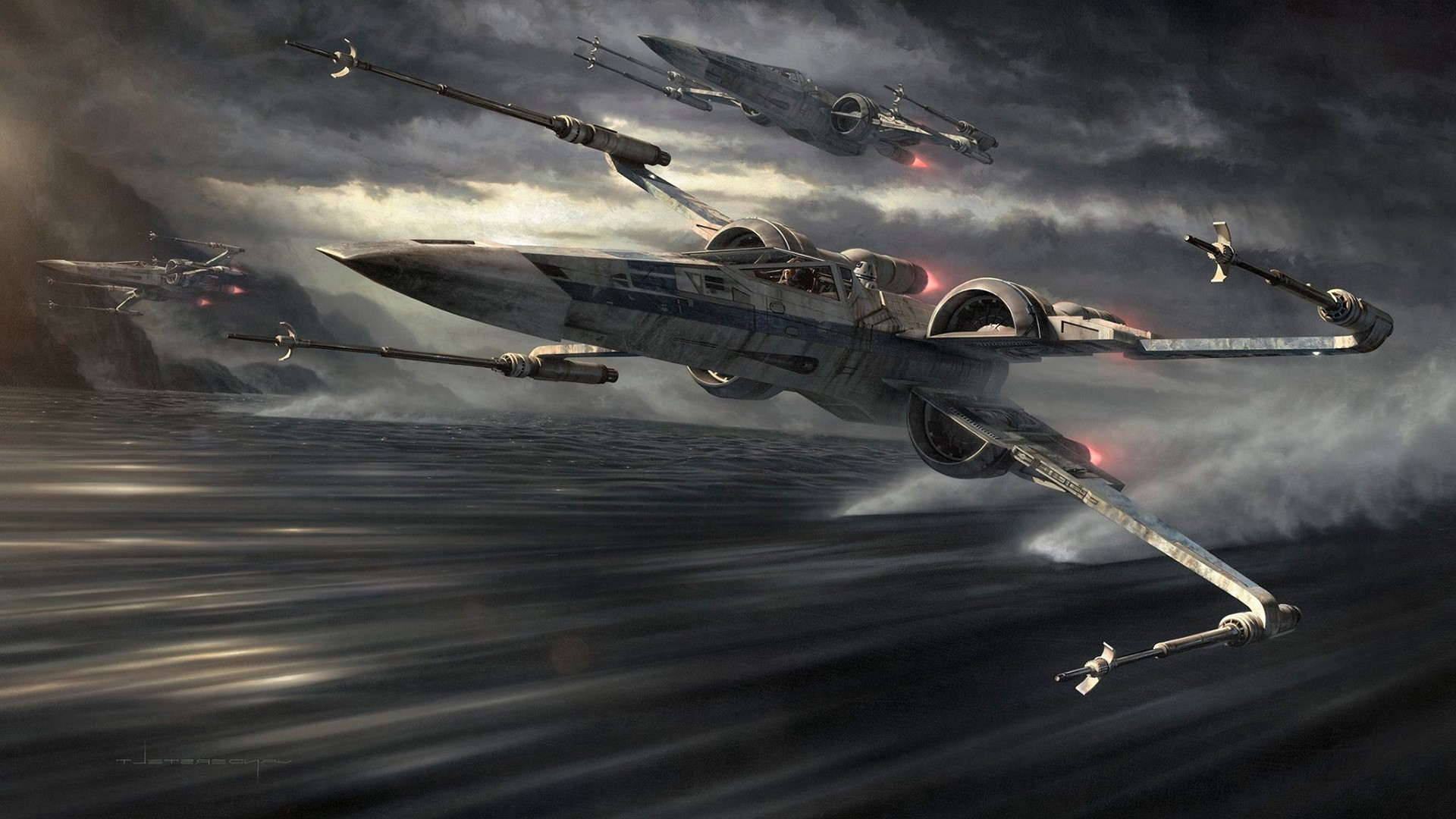 Girls 4k Wallpaper X Wing Star Wars Wallpapers Hd Desktop And Mobile