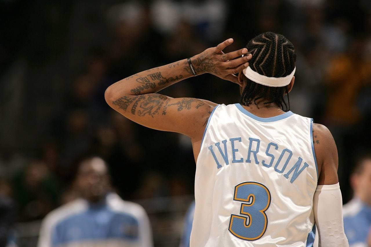Michael Jordan Wallpaper Hd Nba Basketball Allen Iverson Philadelphia 76ers