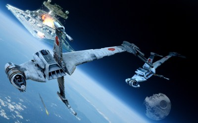 Star Wars, Death Star, B wing, Star Destroyer Wallpapers HD / Desktop and Mobile Backgrounds
