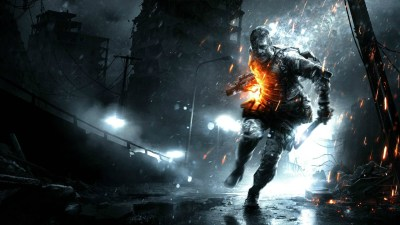 digital Art, Soldier, Dark, Destruction, Urban Wallpapers HD / Desktop and Mobile Backgrounds
