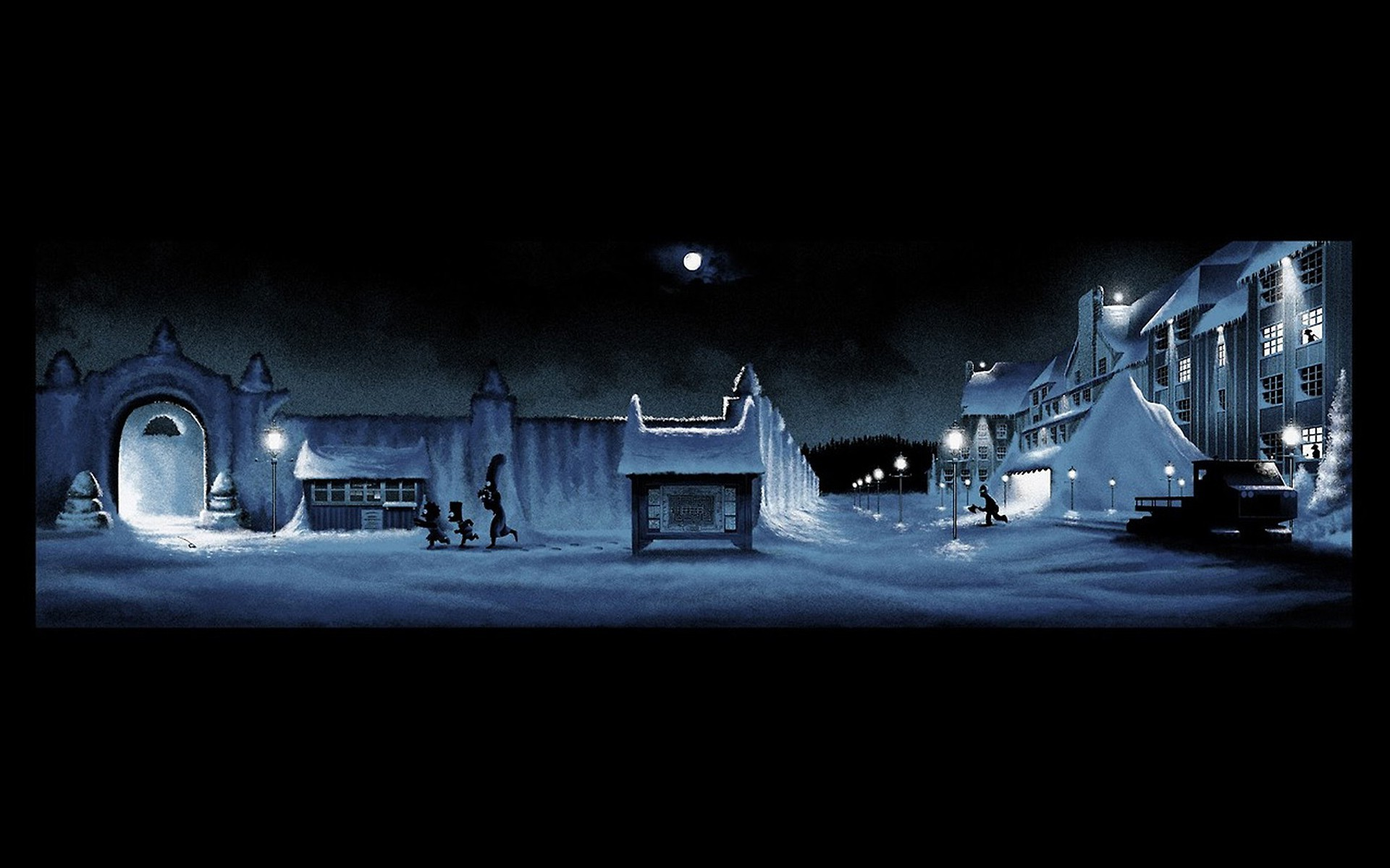 The Simpsons 3d Wallpaper The Simpsons Tv Fan Art The Shining Wallpapers Hd
