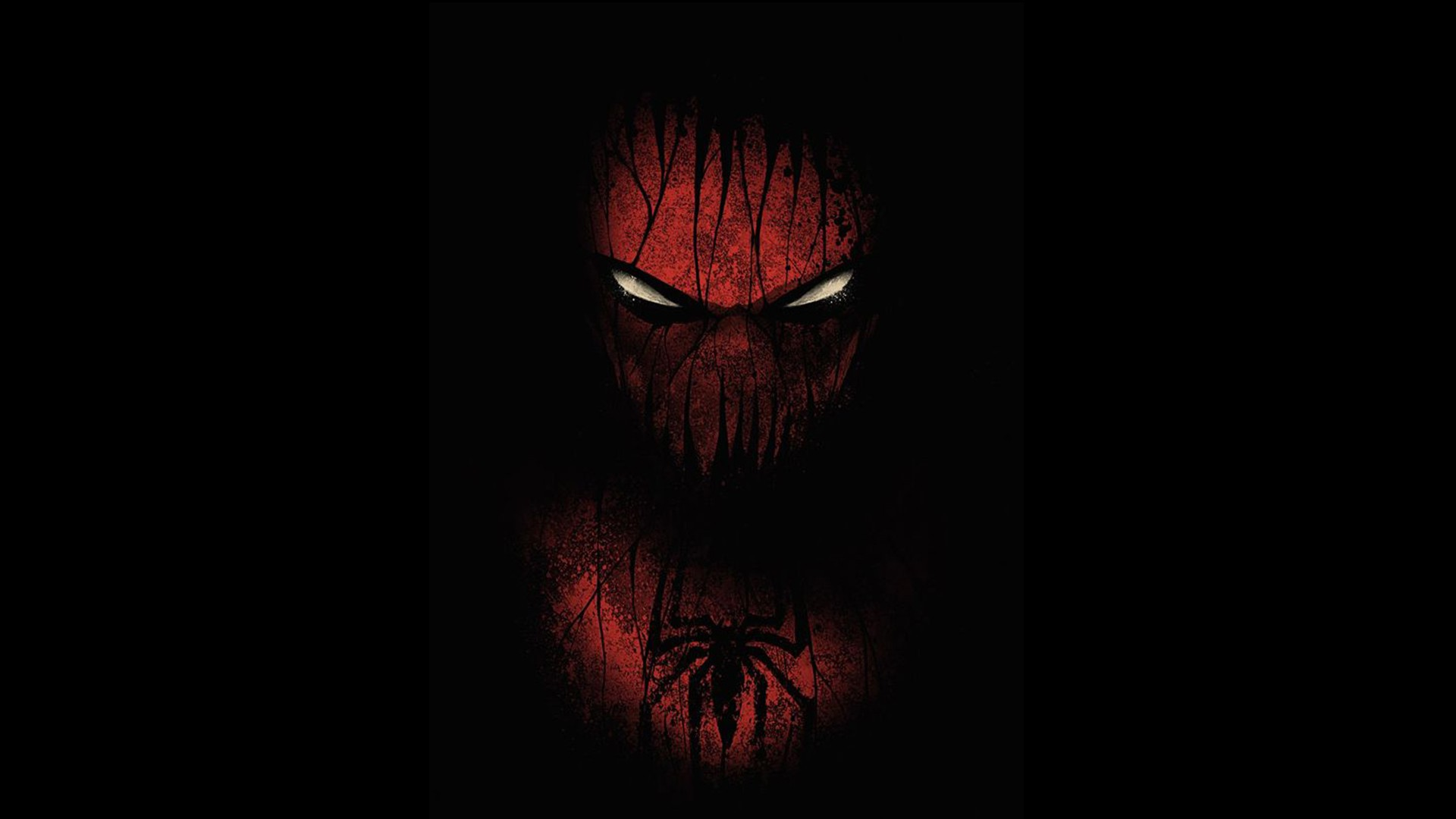 The Amazing Spider Man Wallpaper For Iphone Red Spider Man Marvel Comics Wallpapers Hd Desktop And