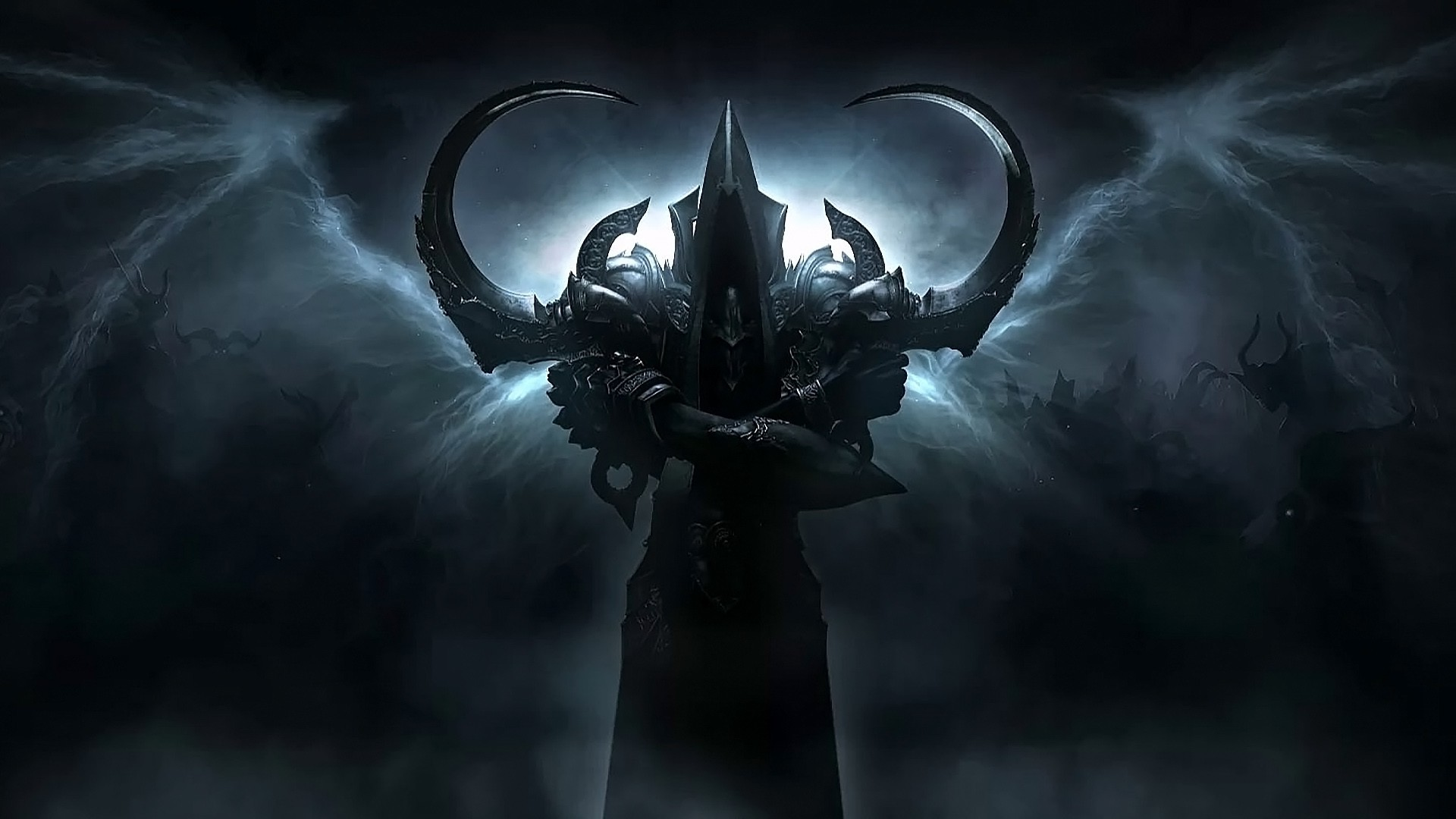 Anime Devil Wallpaper Video Games Diablo Iii 3d Fantasy Art Wallpapers Hd