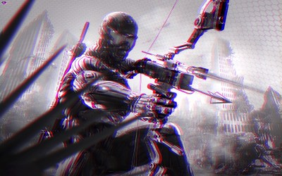 3D, Anaglyph 3D Wallpapers HD / Desktop and Mobile Backgrounds