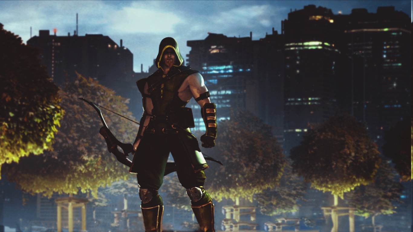 Green Arrow Wallpaper Hd Video Games Men Digital Art Movies Arrow Green Arrow