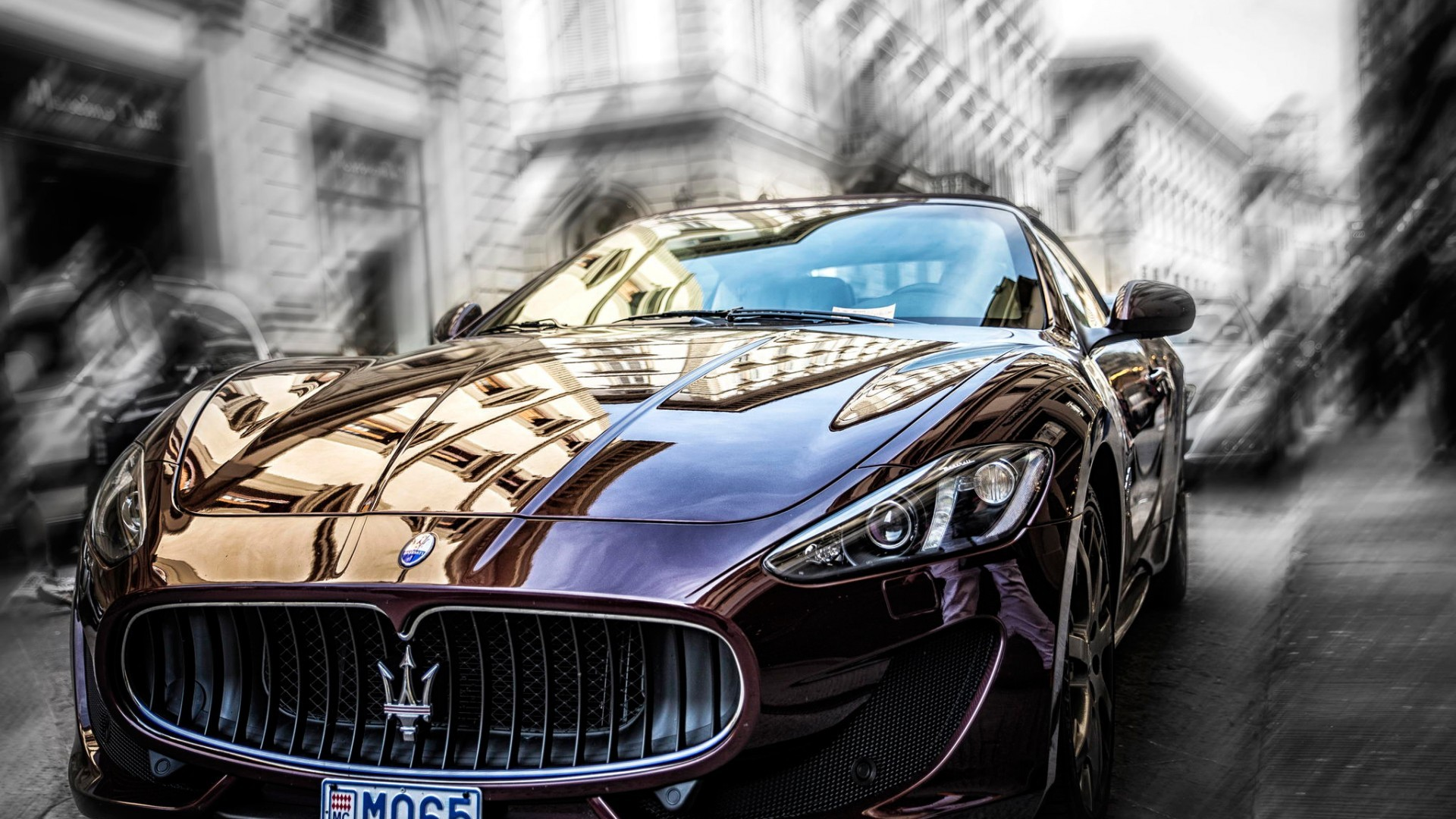 Super Car 5760x1080 Wallpaper Car Maserati Mc Stradale Maserati Granturismo Coupe