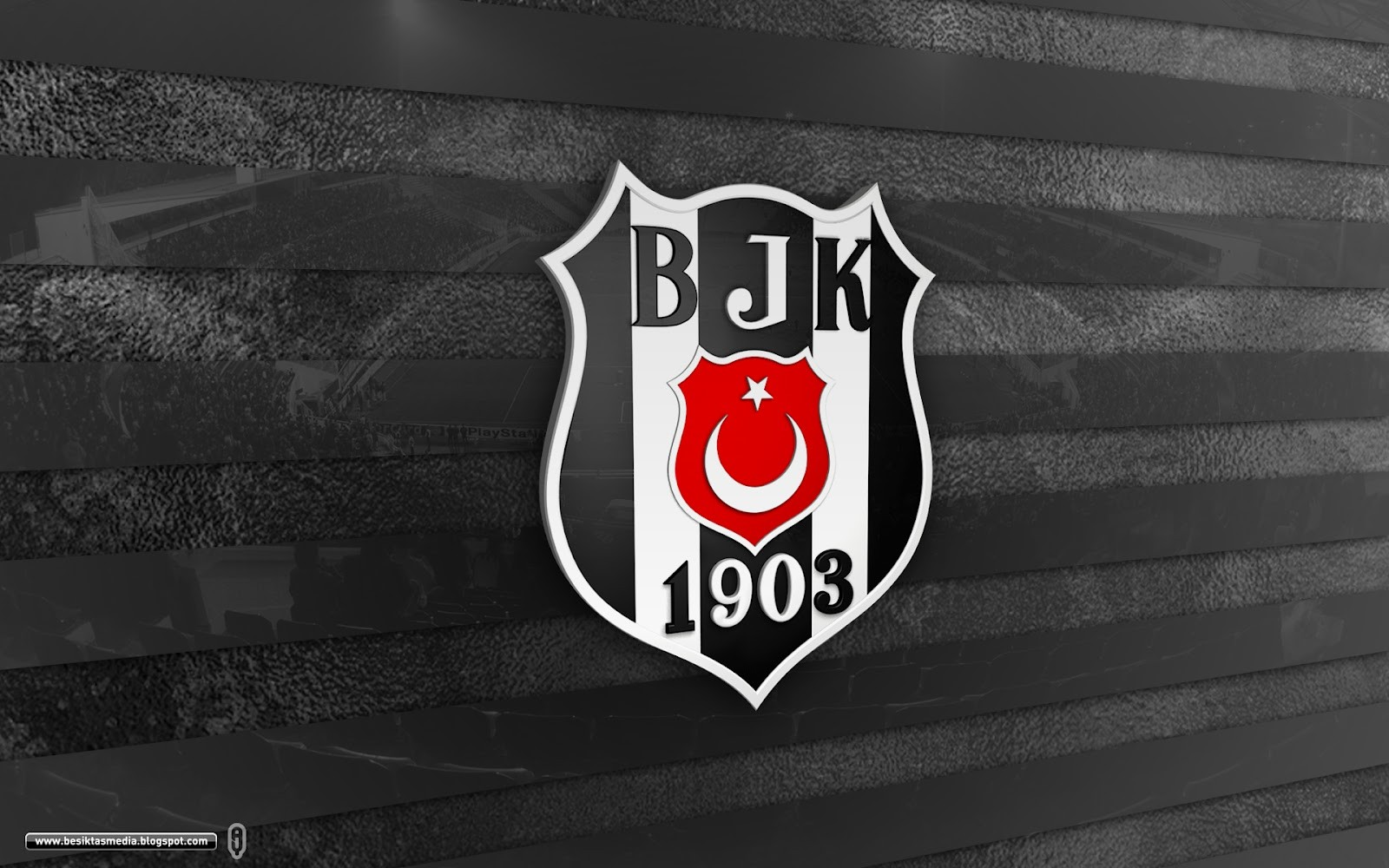 Download New 3d Wallpapers For Pc Besiktas J K Turkey Soccer Pitches Wallpapers Hd
