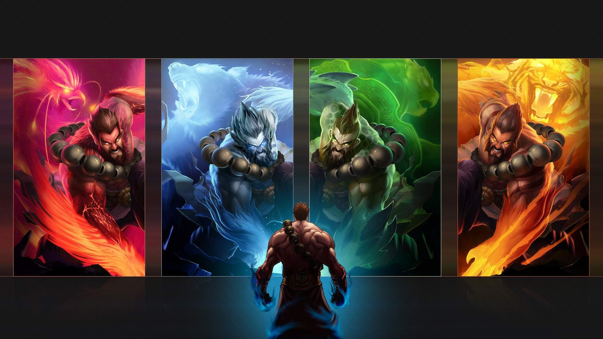 Lol Wallpapers Hd 1980x1080 League Of Legends Udyr Wallpapers Hd Desktop And Mobile