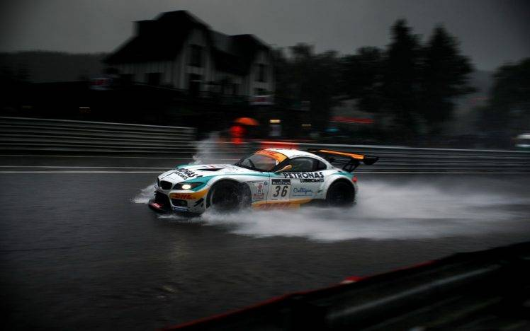 Super Car 5760x1080 Wallpaper Sports Racing Muscle Cars Bmw Z4 Gt3 Wallpapers Hd