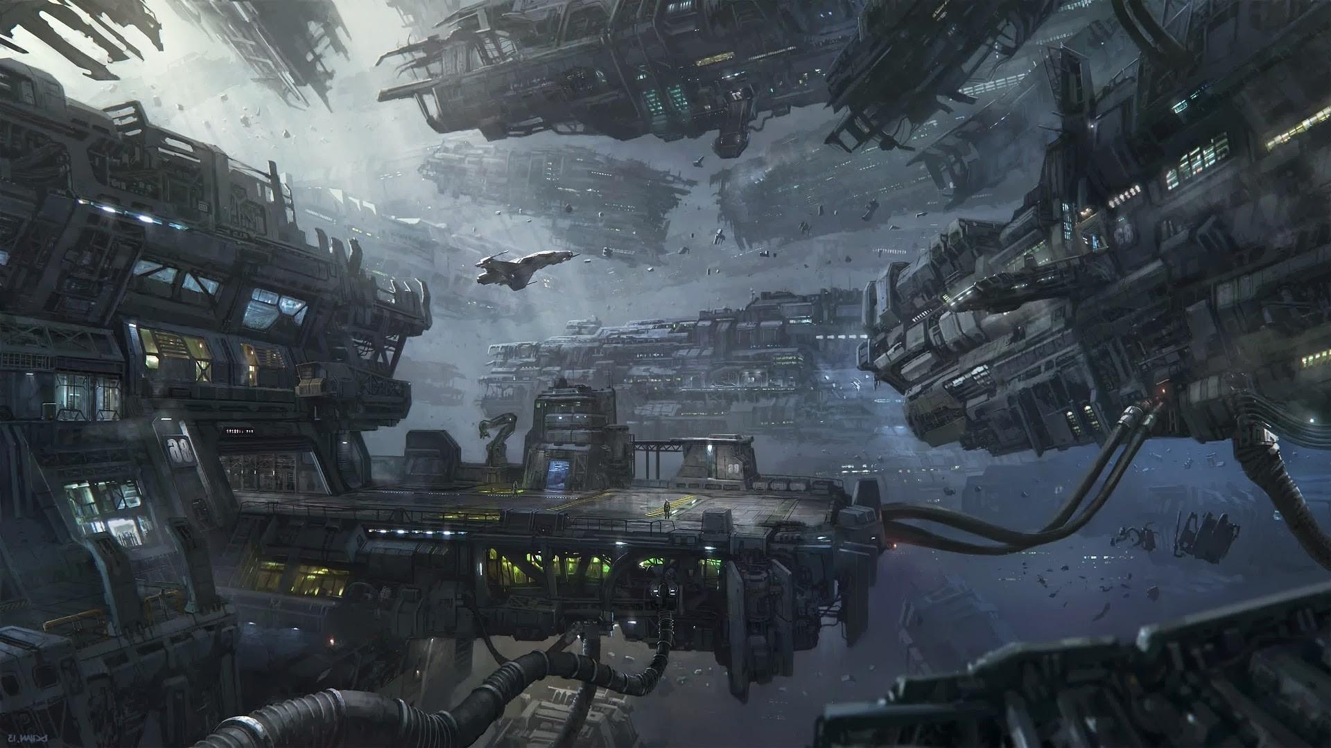 Titan Fall 2 Hd Wallpaper Space Spaceship Star Citizen Wallpapers Hd Desktop And