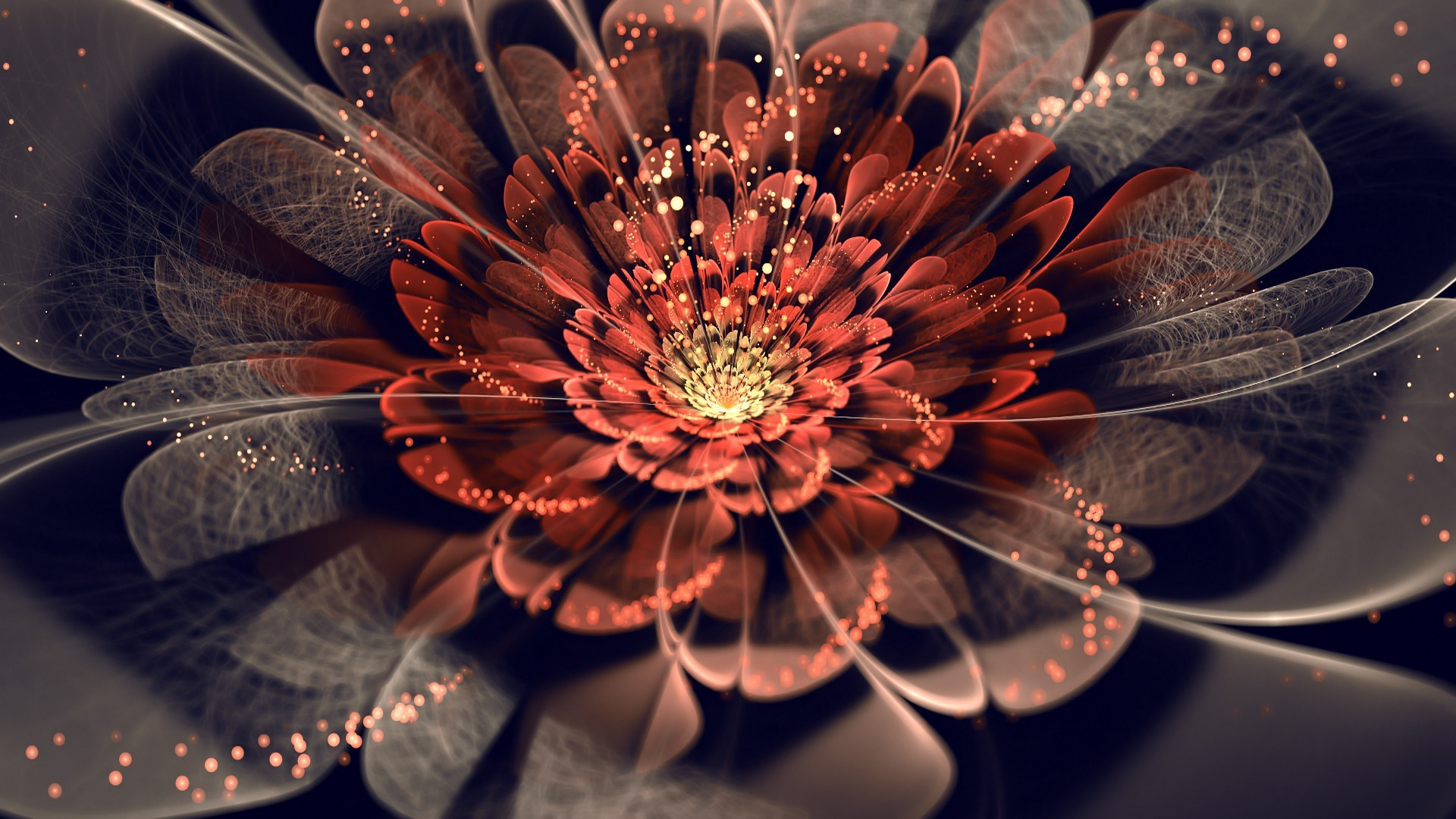 3d Fractal Wallpapers Hd Digital Art Abstract Fractal Fractal Flowers Wallpapers