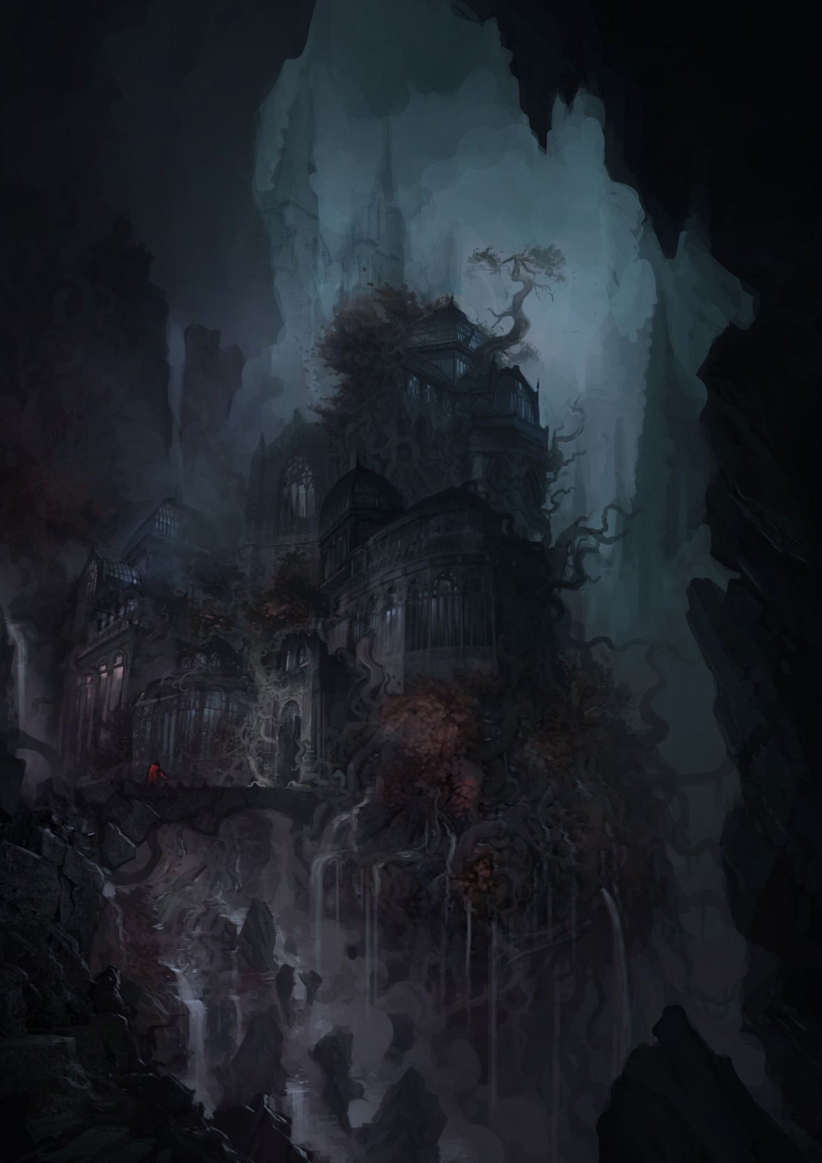3d Game Wallpaper For Mobile Castlevania Lords Of Shadow Video Games Concept Art