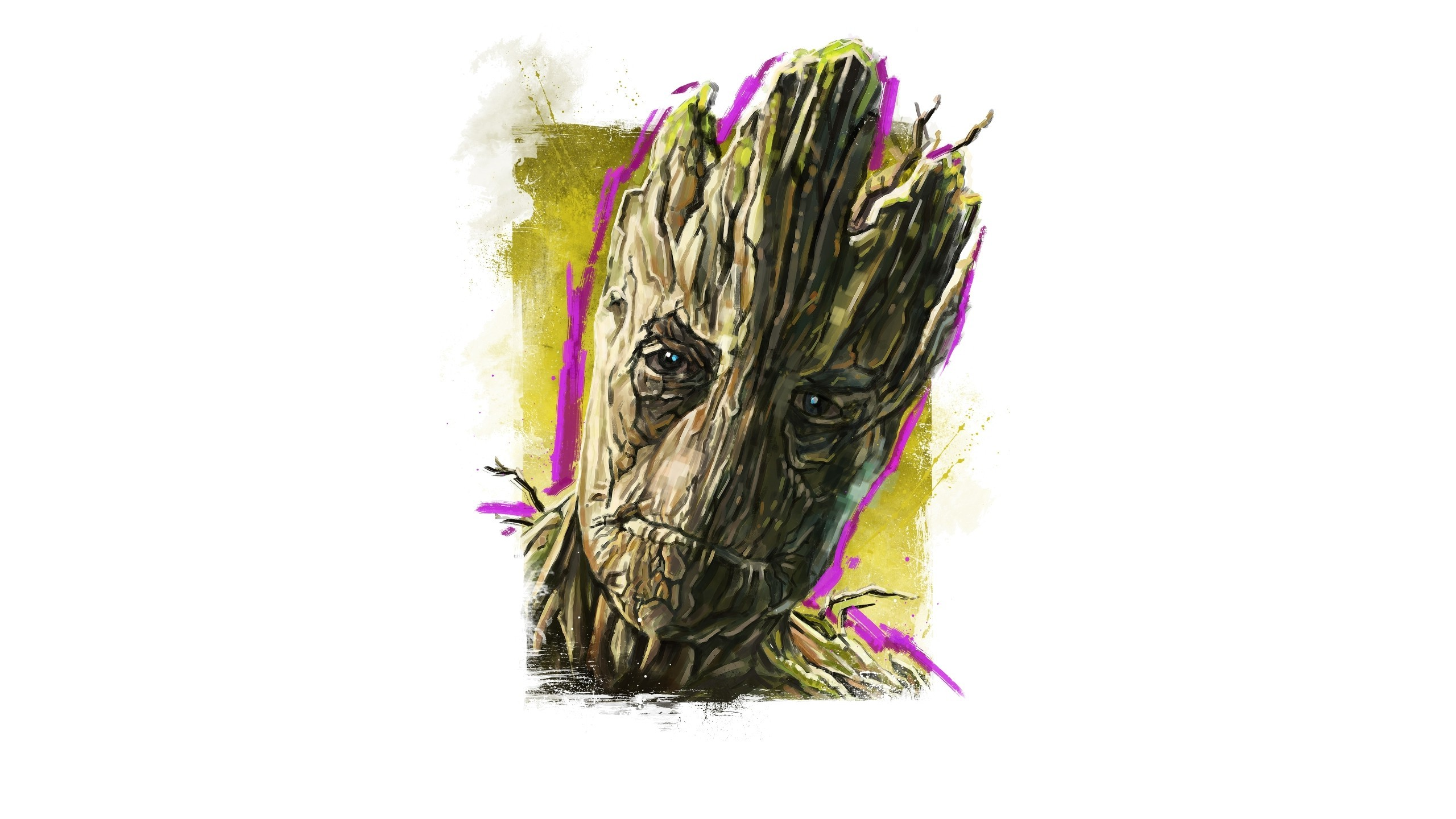 Wallpapers For Laptop Full Screen 3d Groot The Groot Guardians Of The Galaxy Wallpapers Hd