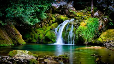 nature, Landscape, Waterfall, 3D Wallpapers HD / Desktop and Mobile Backgrounds
