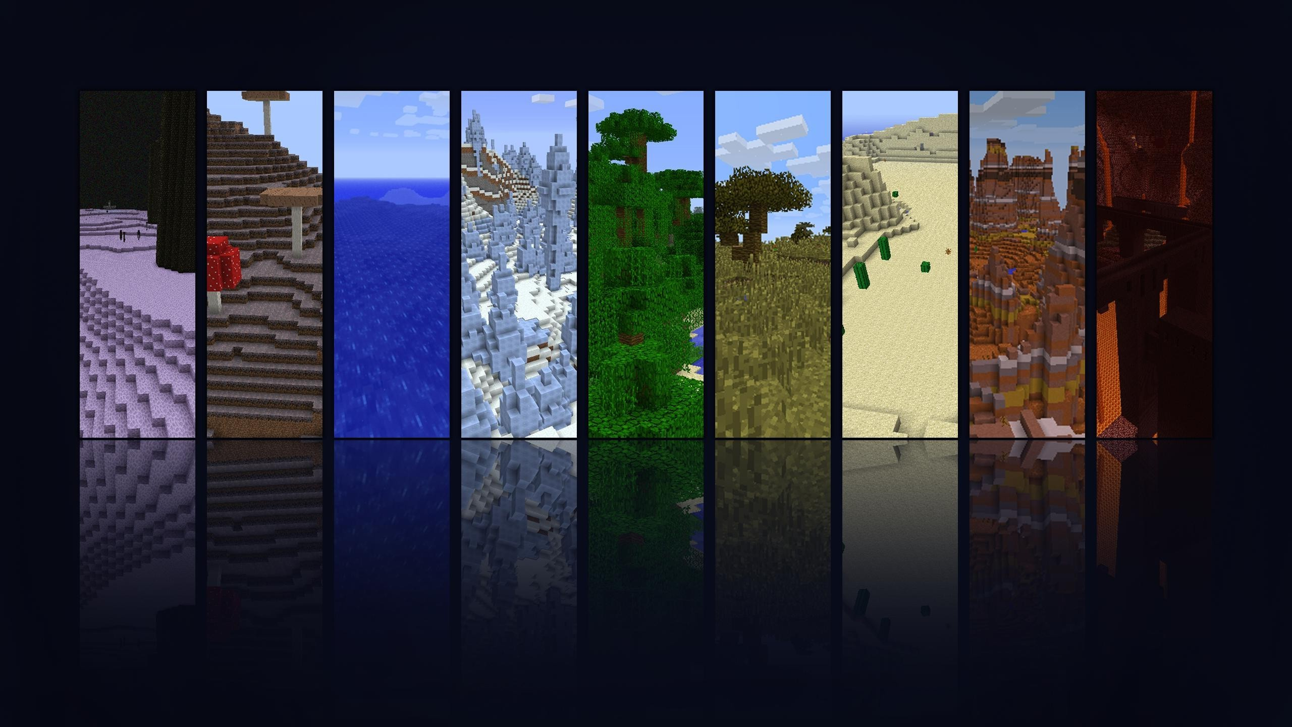 Minecraft Wallpaper 3d Herobrine Minecraft Video Games Wallpapers Hd Desktop And Mobile