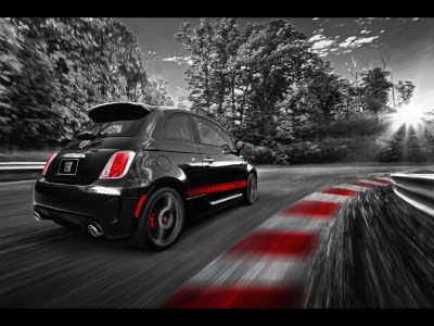 FIAT, Fiat 500 Abarth Wallpapers HD / Desktop and Mobile ...
