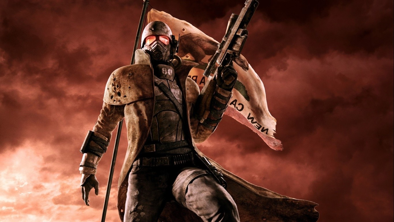 Fall Out Boy Phone Wallpapers Video Games Fallout New Vegas Wallpapers Hd Desktop