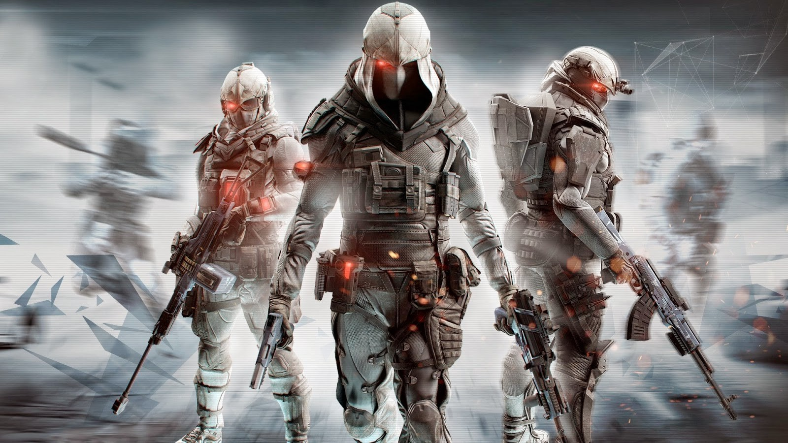 Ghost Recon Future Soldier Hd Wallpaper Tom Clancys Ghost Recon Phantoms Video Games Xbox 360