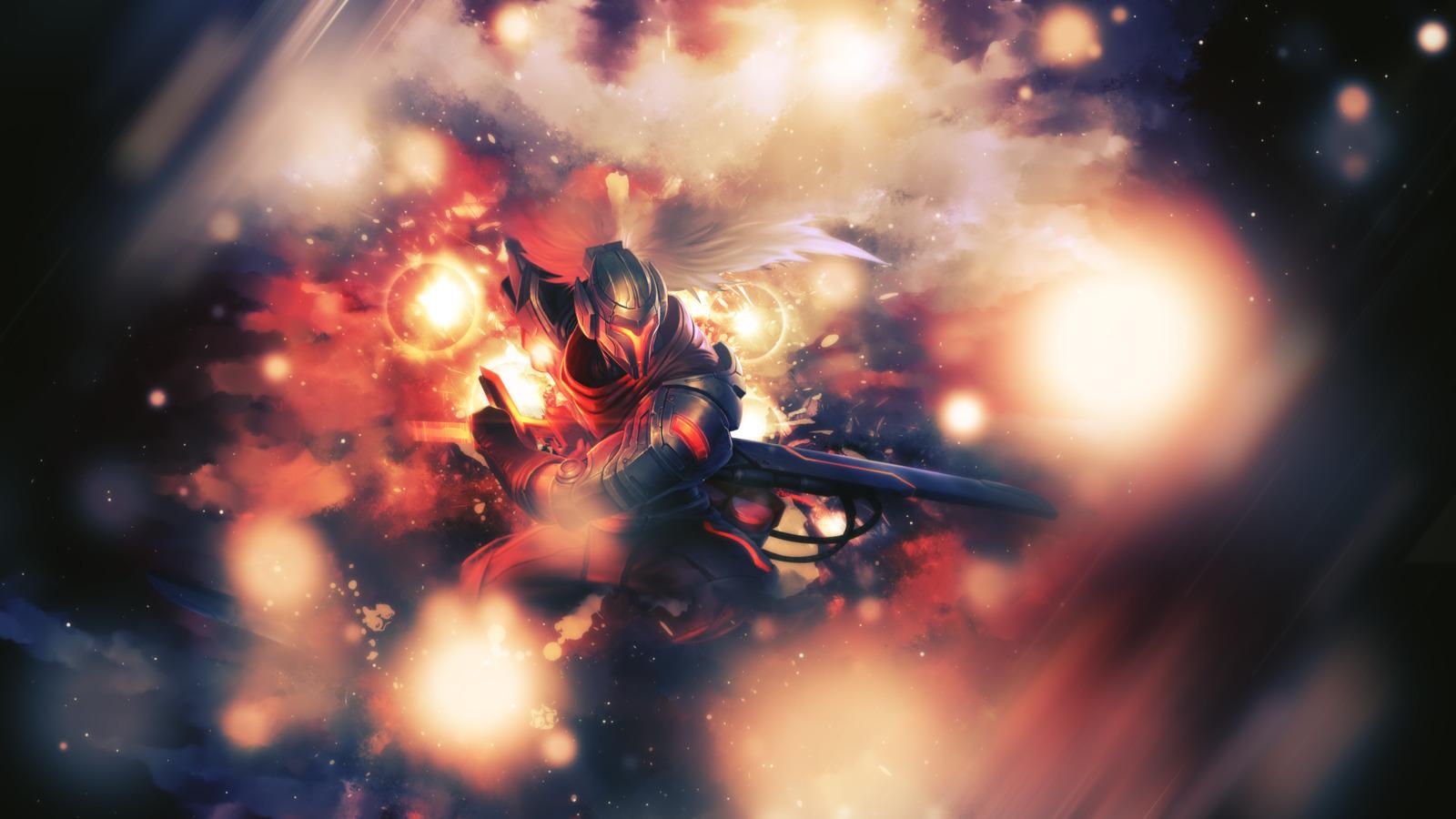 Best 3d Hd Wallpapers Download League Of Legends Yasuo Wallpapers Hd Desktop And