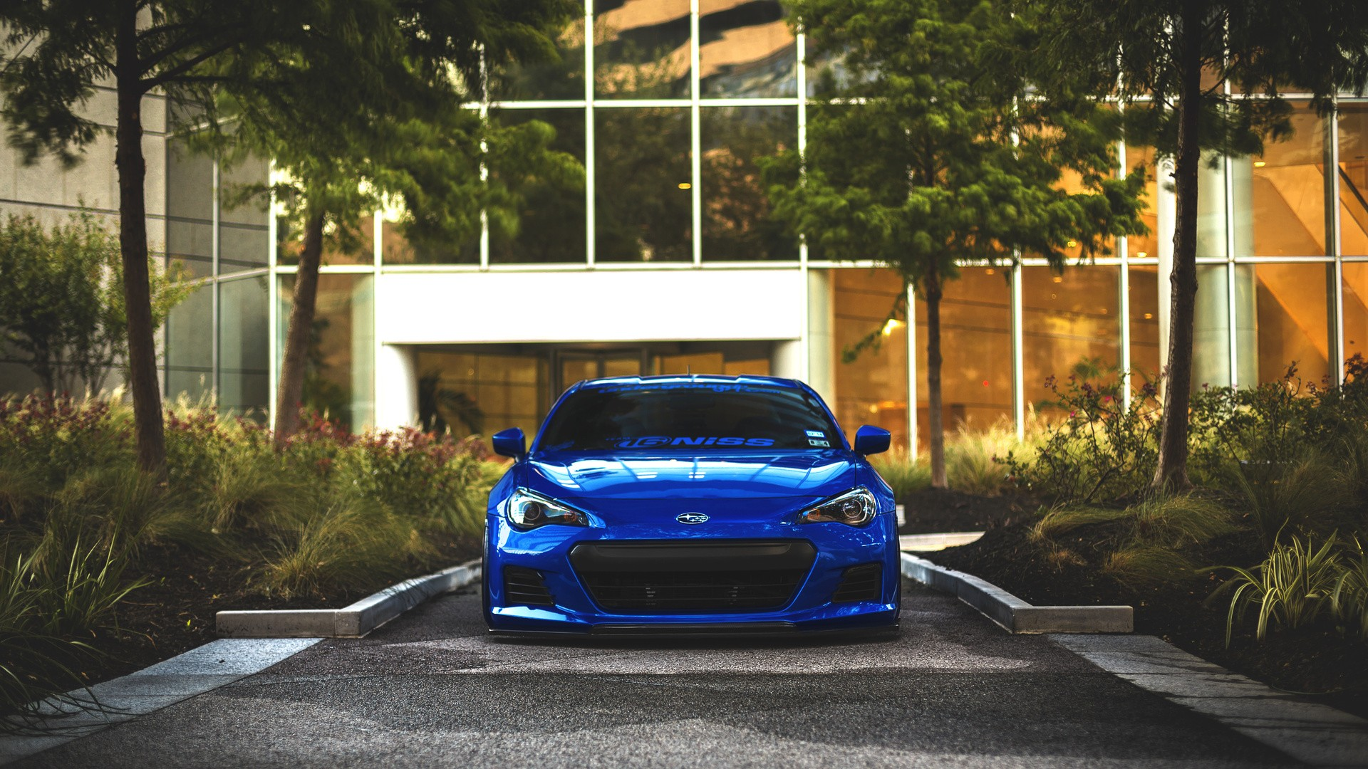 Super Car 5760x1080 Wallpaper Car Subaru Blue Cars Subaru Brz Wallpapers Hd Desktop