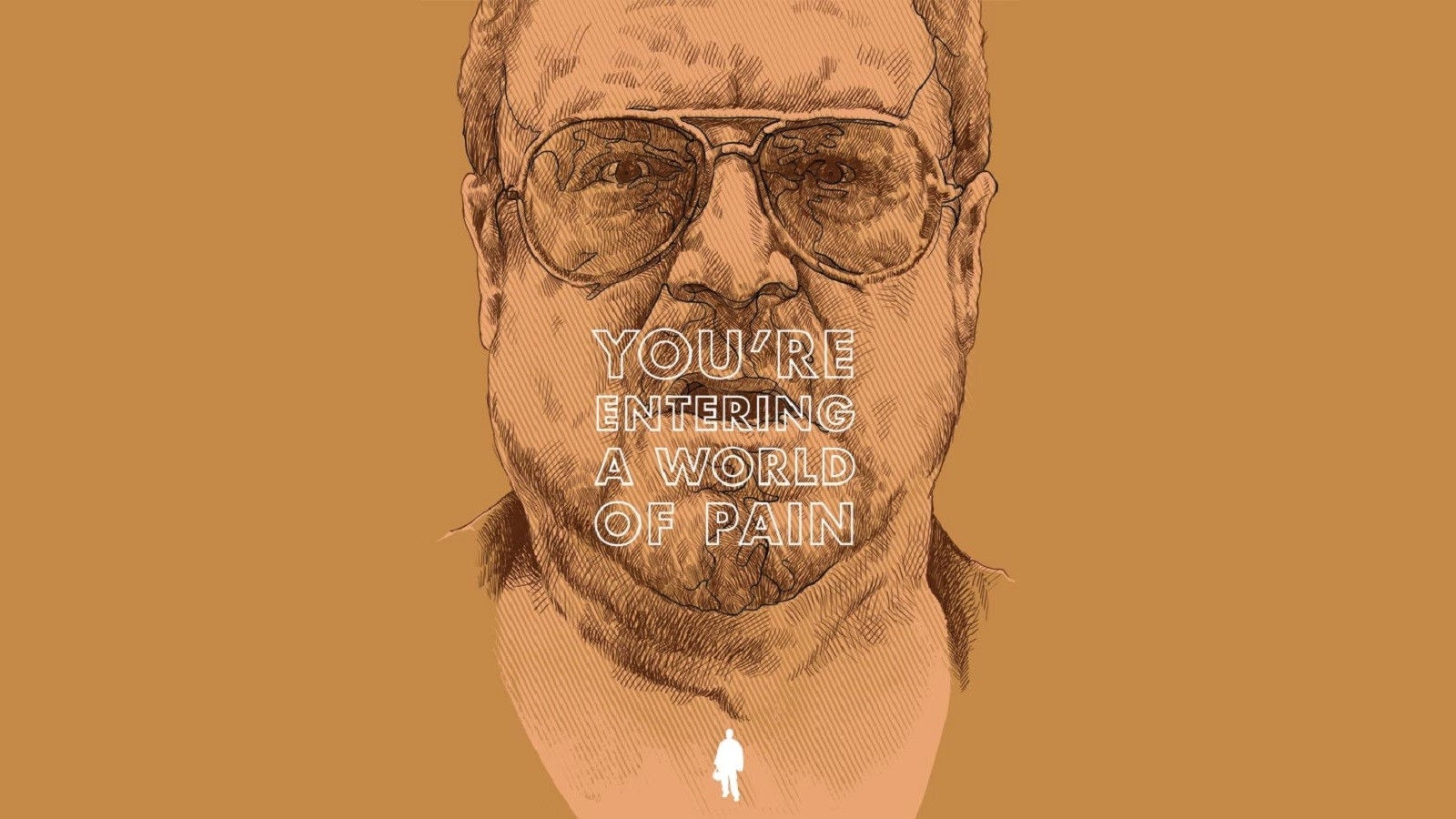 Cosmos Quotes Wallpaper Walter Sobchak Movies The Big Lebowski Quote Wallpapers