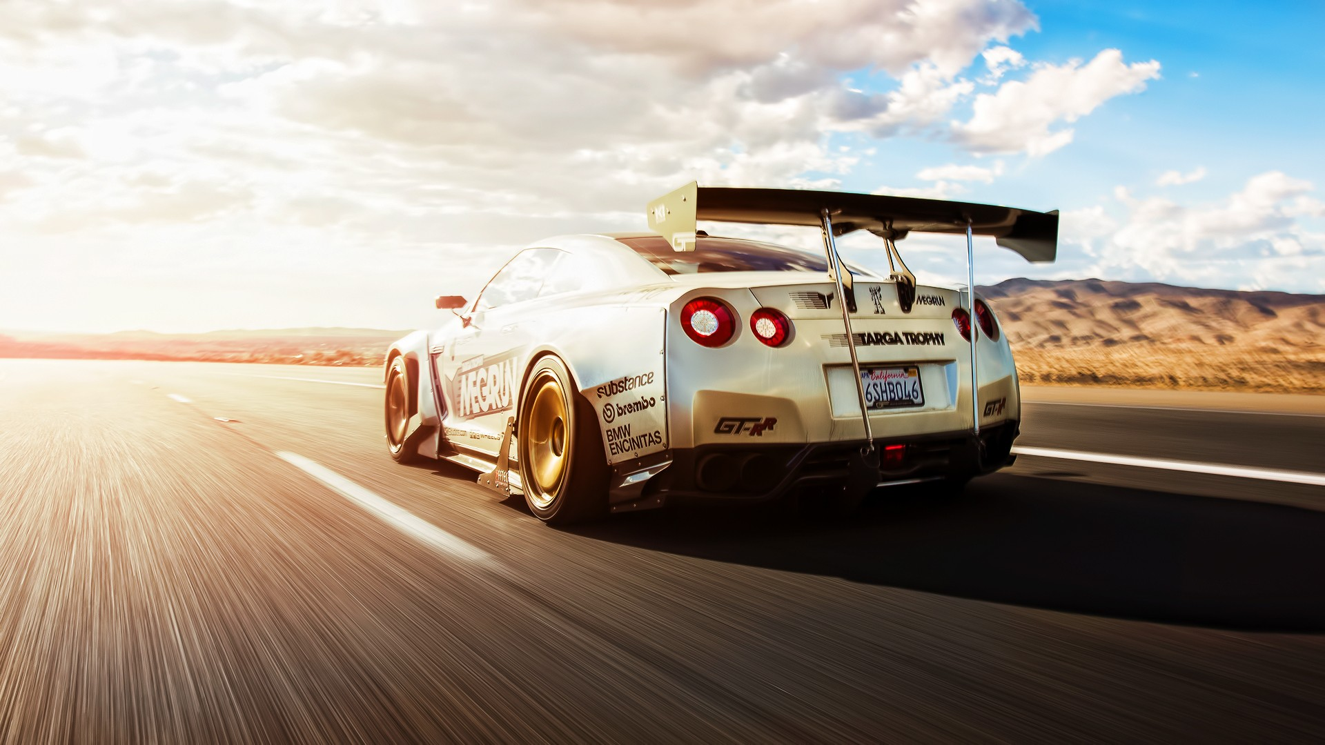 Cool Cars Drifting Wallpapers Hd Car Tuning Nissan Skyline Gt R R35 Wallpapers Hd