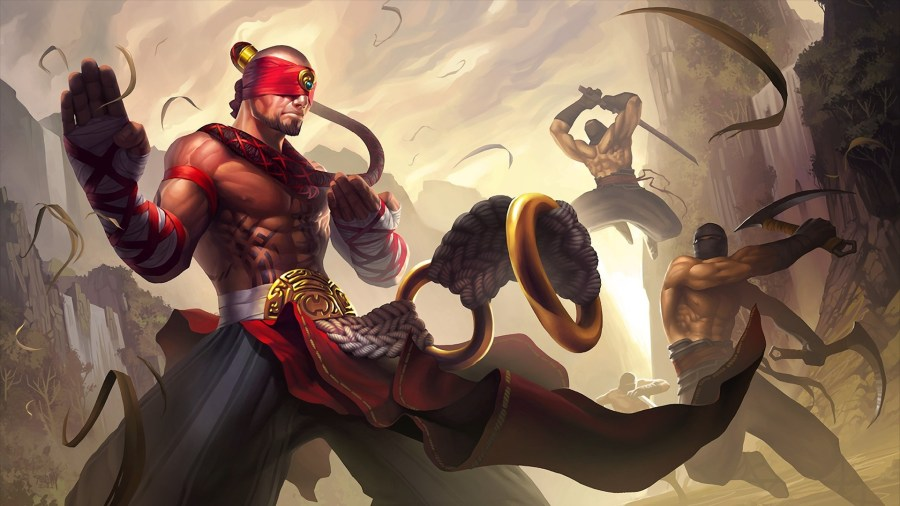 League Of Legends, Lee Sin Wallpapers HD / Desktop and Mobile Backgrounds