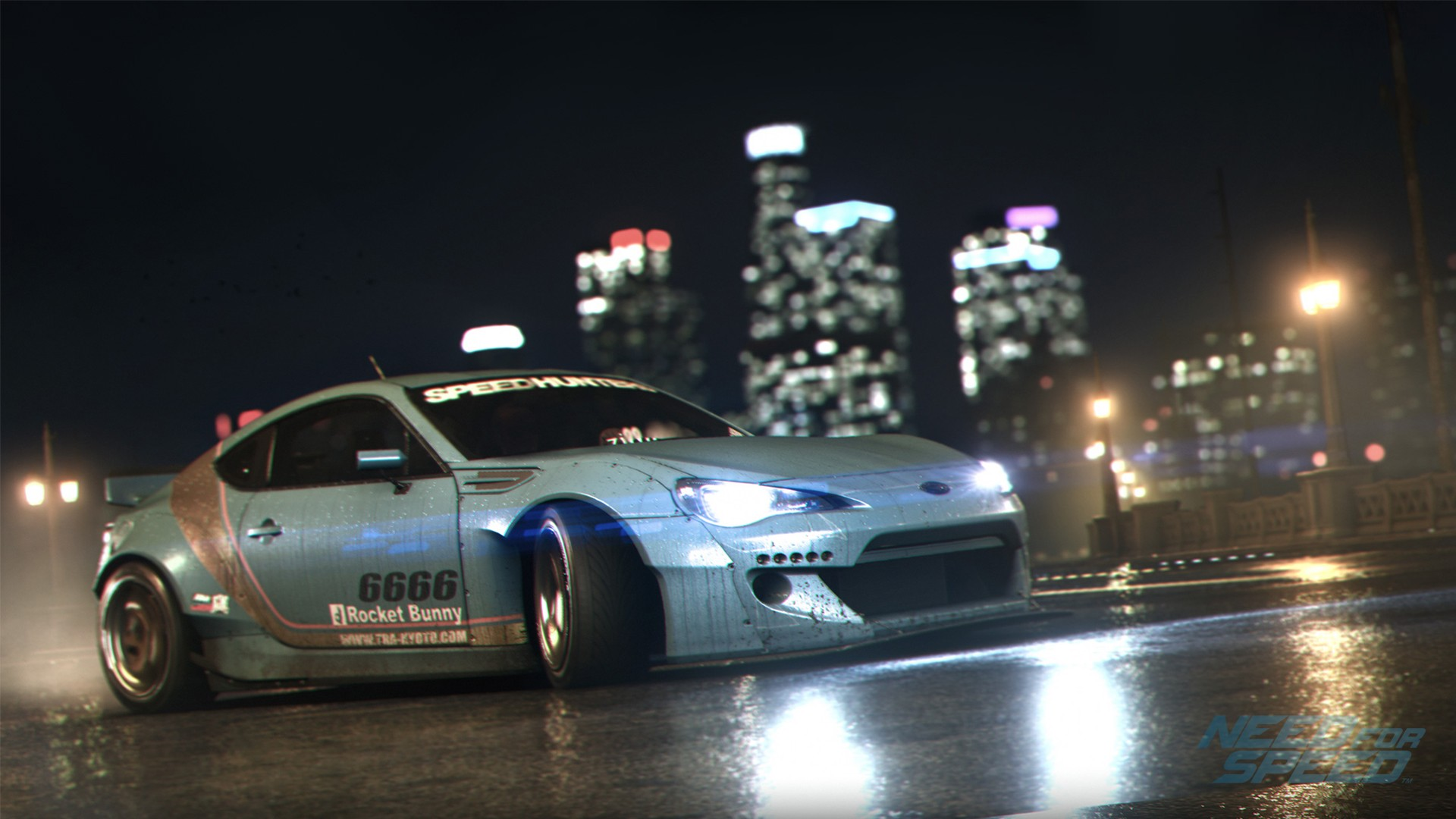 Car 5760x1080 Wallpaper Need For Speed 2015 Video Games Car Rocket Bunny
