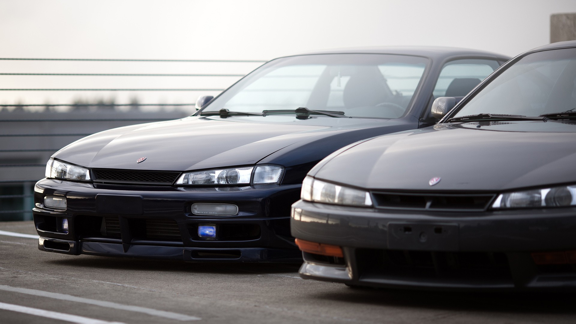 Black Car Wallpaper Mobile Nissan Silvia S14 Kouki Car Jdm Tuning Wallpapers Hd