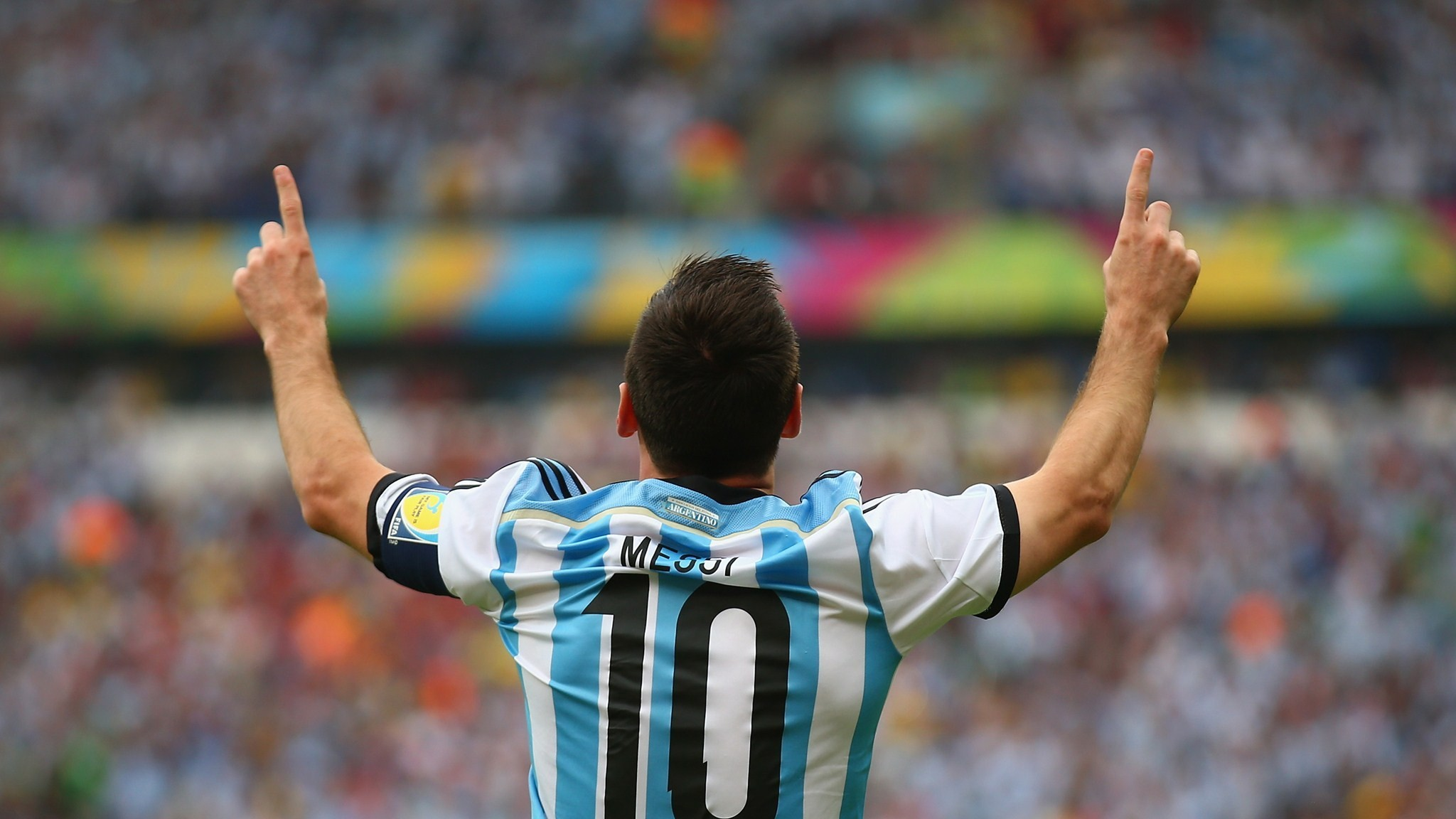 Messi Full Hd Wallpaper Lionel Messi Argentina Wallpapers Hd Desktop And Mobile