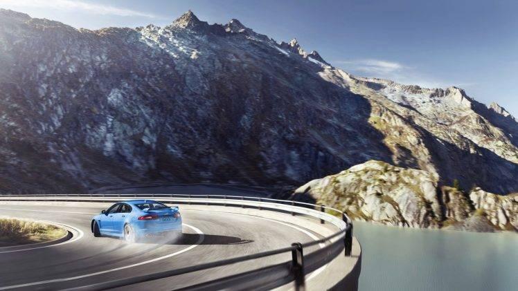 Car 5760x1080 Wallpaper Car Drift Mountain Landscape Wallpapers Hd Desktop