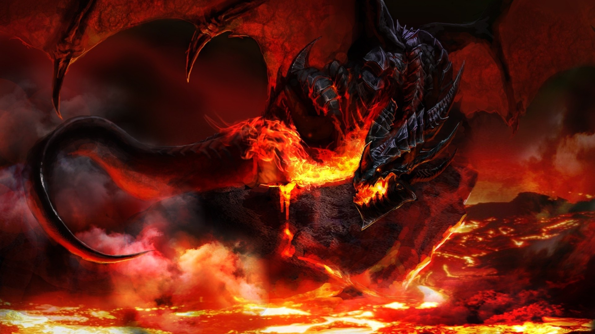 Fantasy World Art Dragon Dragon Fire Dragon Wings Wings Fantasy Art World Of