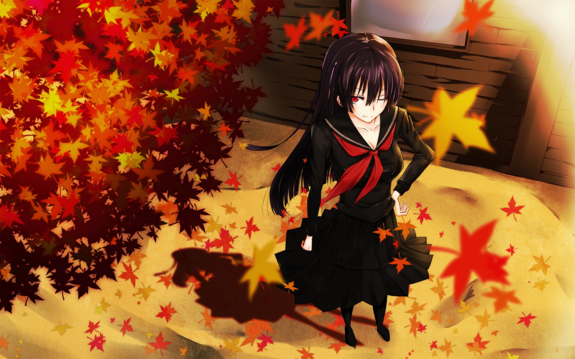 Vintage Fall Wallpaper Tasogare Otome X Amnesia Wallpapers Hd Desktop And