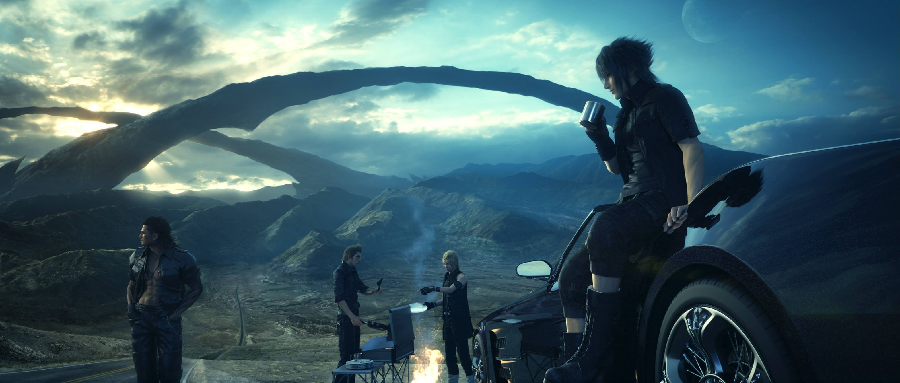 Ff7 Wallpaper Hd Final Fantasy Final Fantasy Versus Xiii Anime Noctis