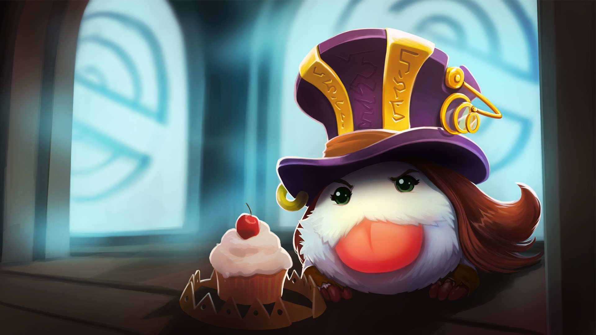 Cars Movie Characters Wallpapers League Of Legends Poro Caitlyn Wallpapers Hd Desktop