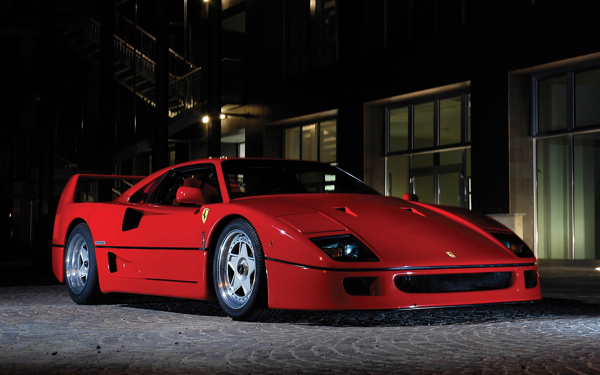 3d Wallpaper Hd 1080p Download Car Ferrari F40 Wallpapers Hd Desktop And Mobile