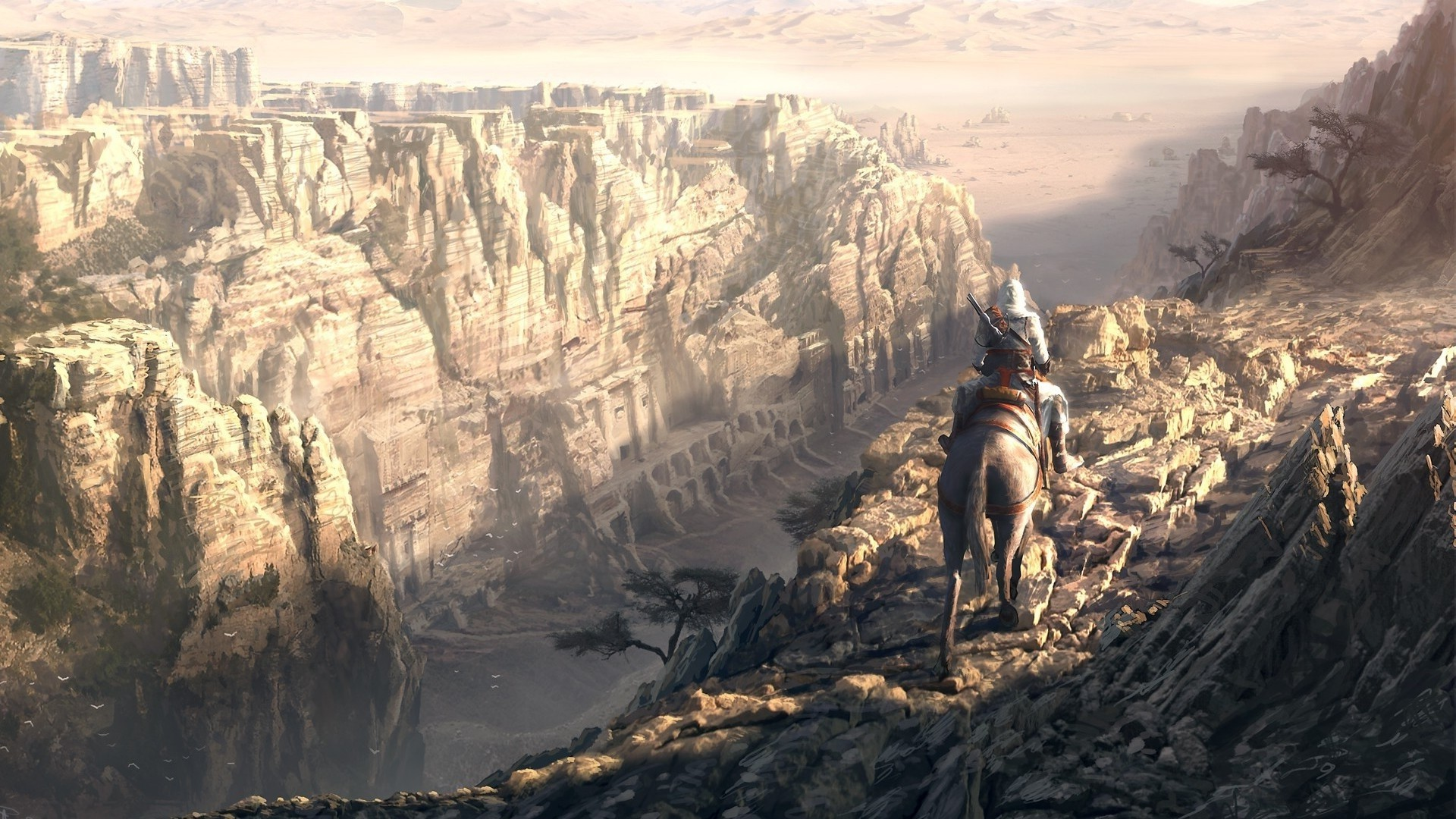 Assassins Creed 2 Hd Wallpapers Video Games Assassins Creed Concept Art Wallpapers Hd