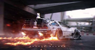 car, Back To The Future Wallpapers HD / Desktop and Mobile Backgrounds