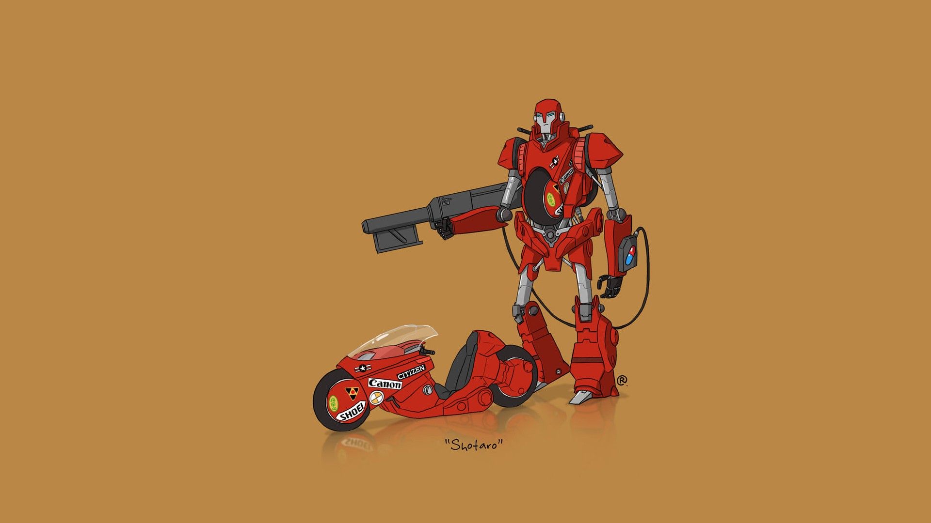 Car 5760x1080 Wallpaper Car Transformers Minimalism Akira Wallpapers Hd