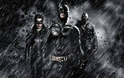 Batman, Bane, Catwoman Wallpapers HD / Desktop and Mobile Backgrounds