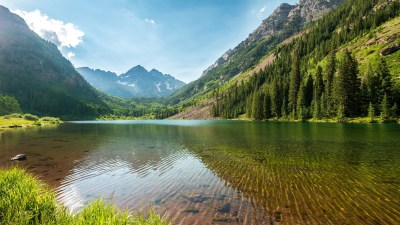 Colorado, Maroon Bells, Landscape Wallpapers HD / Desktop and Mobile Backgrounds