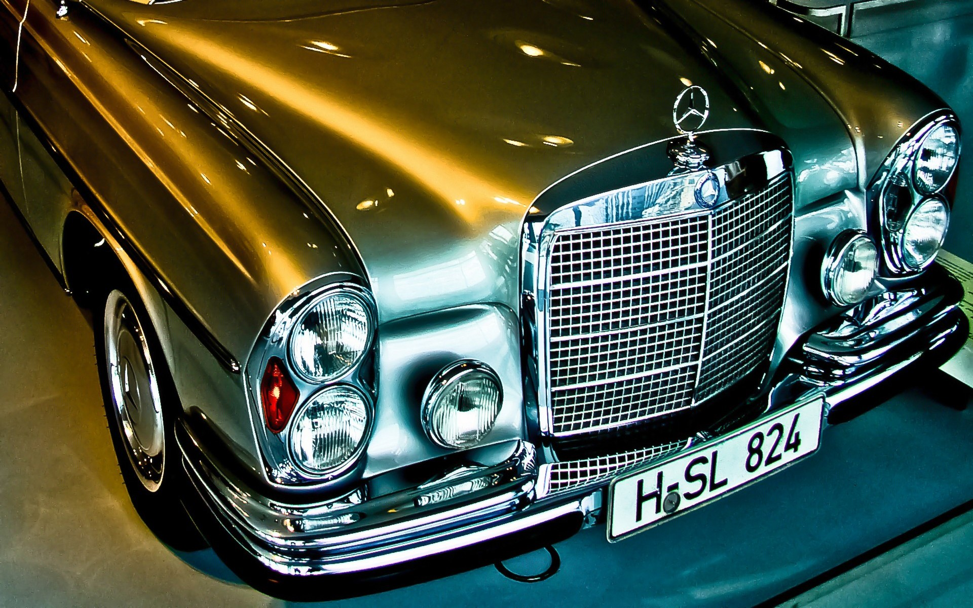 Car 5760x1080 Wallpaper Mercedes Benz Car Old Car 300 Sel 6 3 Wallpapers Hd