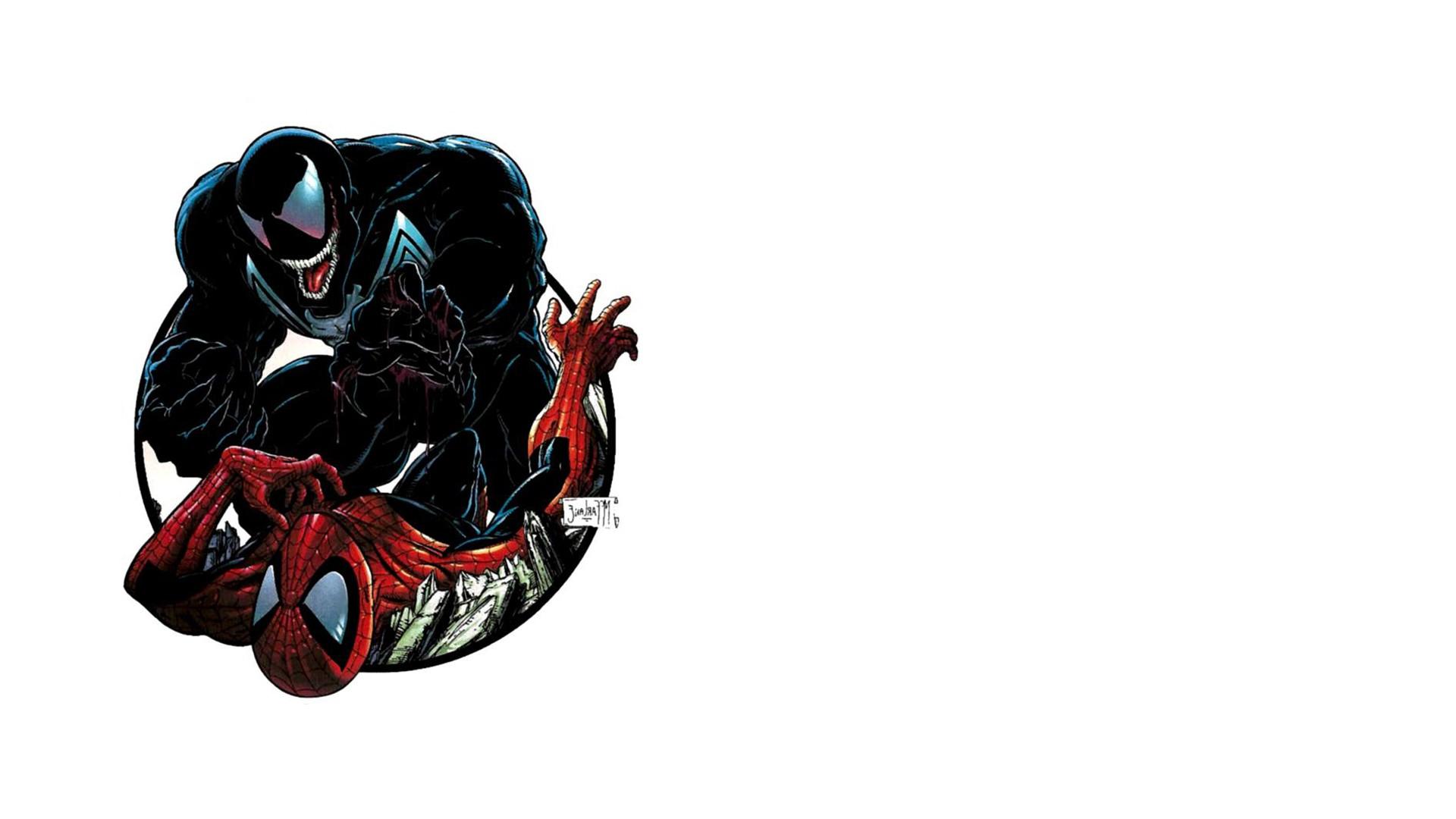 3d Wallpapers For Home Screen Comics Spider Man Venom Wallpapers Hd Desktop And
