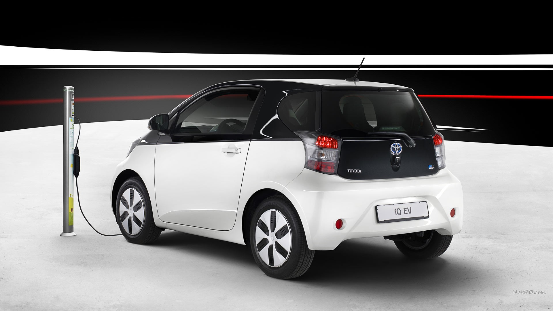 3d Car Wallpaper For Desktop Download Toyota Iq Car Electric Cars Wallpapers Hd Desktop And